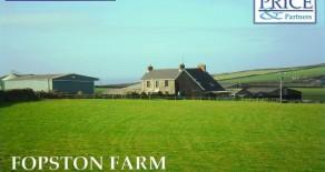 SOLD Fopston Farm, Pembrokeshire